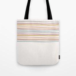 ABC Art Print Tote Bag