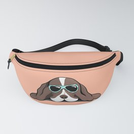 Cool Basset Hound 2.0 Fanny Pack