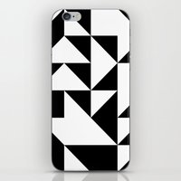 yin yang iPhone & iPod Skins featuring Yin Yang by Jar Lean