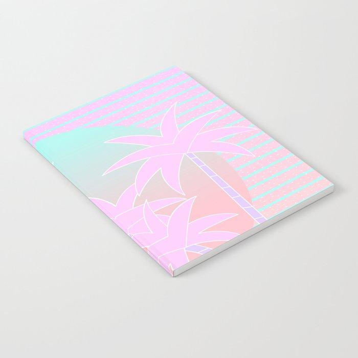 Hello Miami Sunrise Notebook