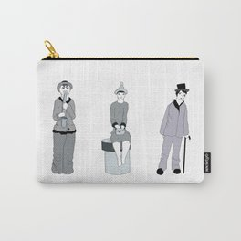 urban dwellers. Tbilisi Carry-All Pouch
