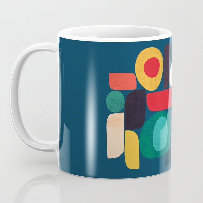 Miles and miles Coffee Mug