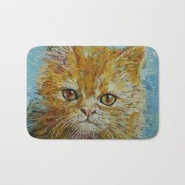 Van Gogh the Kitten Bath Mat