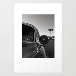 The Proverbial Palms Art Print