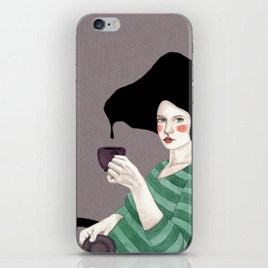 Tania iPhone & iPod Skin