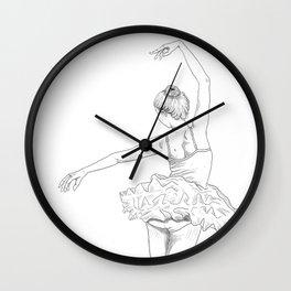Katie Lynne Wall Clock