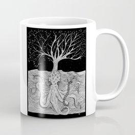 Octopus Tree Coffee Mug