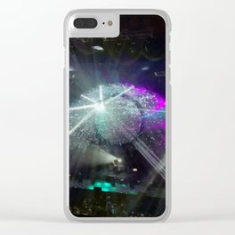 Rock Concert Clear iPhone Case
