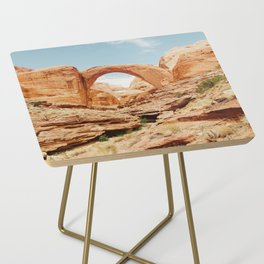 Rainbow Bridge Side Table