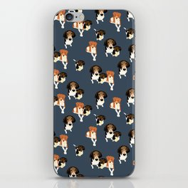 Henry, Daisy and Dory Pattern iPhone Skin