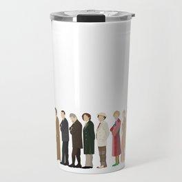 Doctor Who 2 Travel Mug