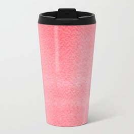 Hand painted DW-M pink color Travel Mug