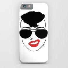 She is FIERCE iPhone 6s Slim Case