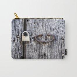Hidden Door Carry-All Pouch