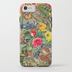 Birds Insects Plants iPhone 7 Tough Case