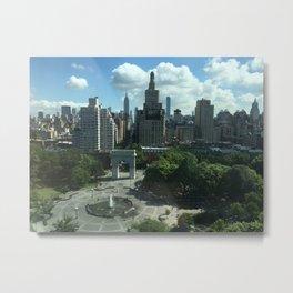 West Village NYC Skyline Metal Print