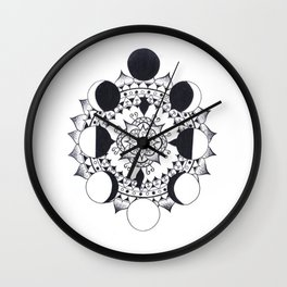 Cycles of Being Wall Clock