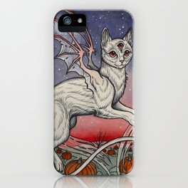 Spirits Of All Hallows Eve iPhone Case