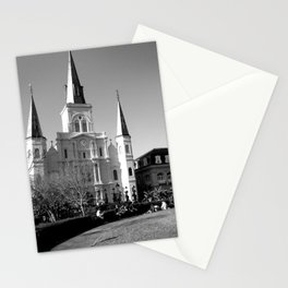St. Louis Cathedral, New Orleans Stationery Cards