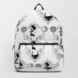 The danger love pattern Backpack