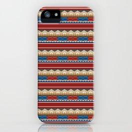 Navajo Pattern 2 iPhone Case