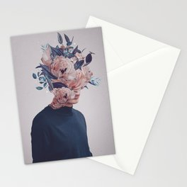 Waited for a Hundred Winters to meet You Stationery Cards