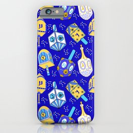 Dreidel, Dreidel, Dreidel iPhone Case