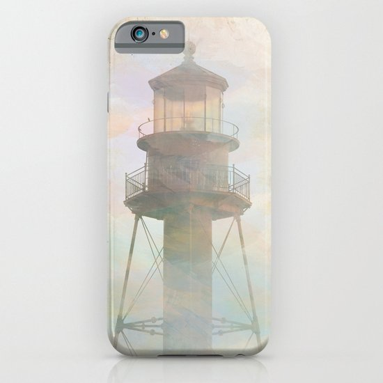Sanibel Lighthouse iPhone & iPod Case