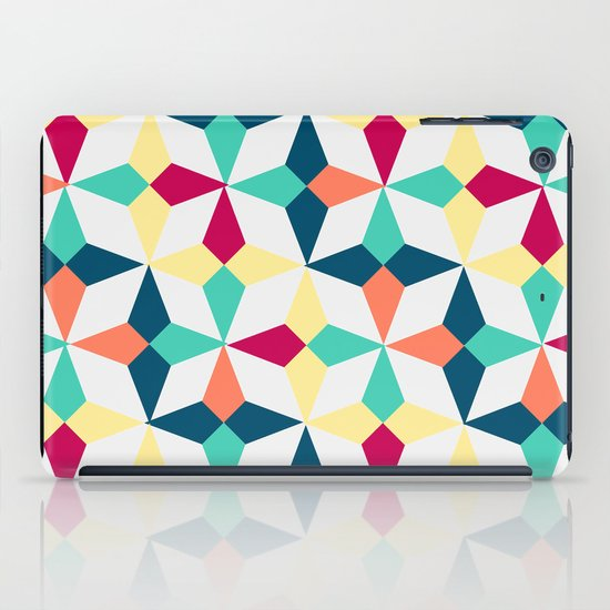 FloralGeometric iPad Case
