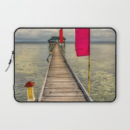 Nalusuan Island Laptop Sleeve