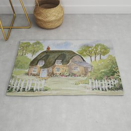 Thatched Rug