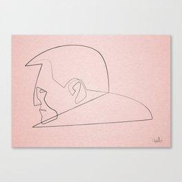 Marv2 Canvas Print