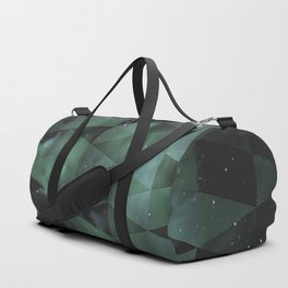 NO ONE CARES Duffle Bag