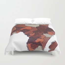 Motherland Duvet Cover