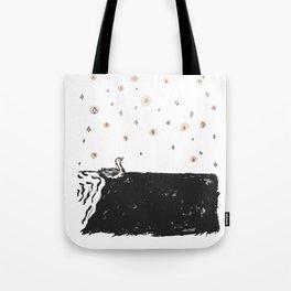 Starry Swim Tote Bag