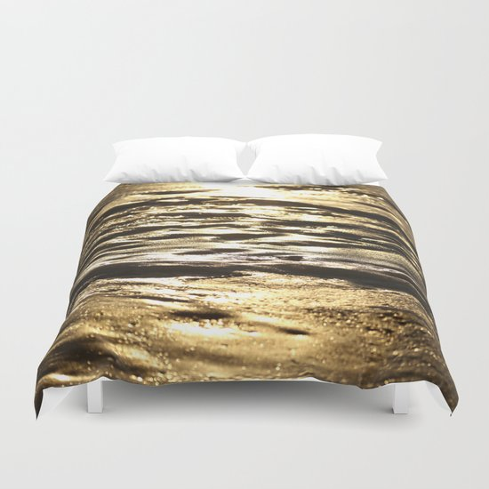 Nature In Abstract Mood  Duvet Cover