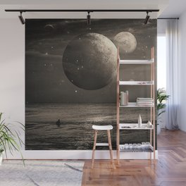 Planetary Waves Wall Mural