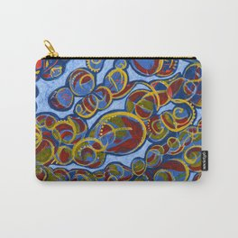 ABSTRACT FOREST 1 Carry-All Pouch
