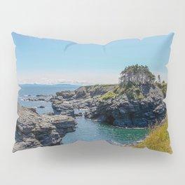 ochrepit cove Pillow Sham