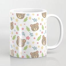 Spring Cute Bear Mug