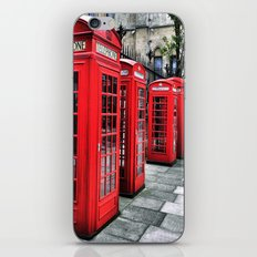 one way or another iPhone & iPod Skin