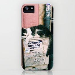 kedi.4 iPhone Case