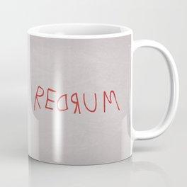 The Shining 02 Coffee Mug