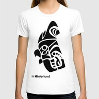 rooster T-shirts featuring Rooster by Hinterlund