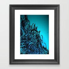 ALCON Framed Art Print
