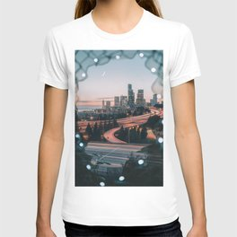 Seattle Cityscape T-shirt