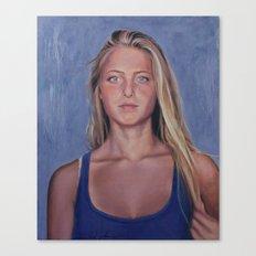 Taylor Canvas Print
