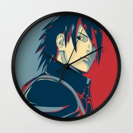 Sasuke - Truth Wall Clock