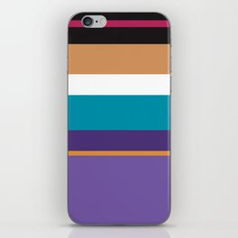 DisneyGals - Esmeralda iPhone Skin
