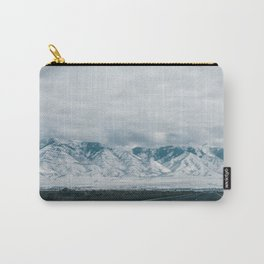 Road To The Mountains Carry-All Pouch